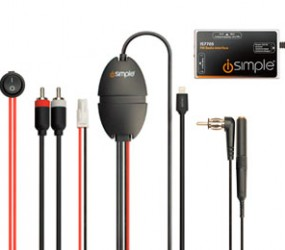 【I simple  ISBT23】 Bluetoothオーディオレシーバー